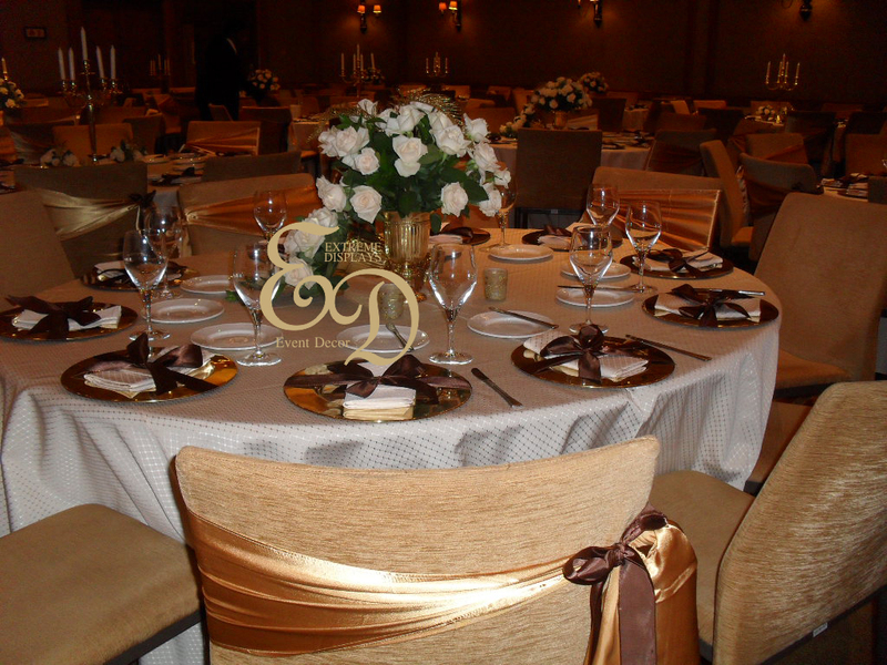 Brown Wedding Theme Choice Image Wedding Theme Decoration Ideas